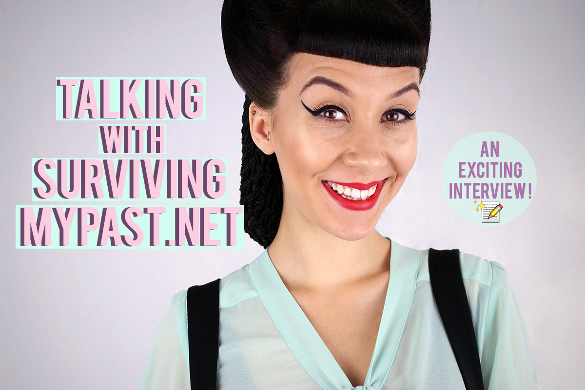 Talking with Survivingmypast.net