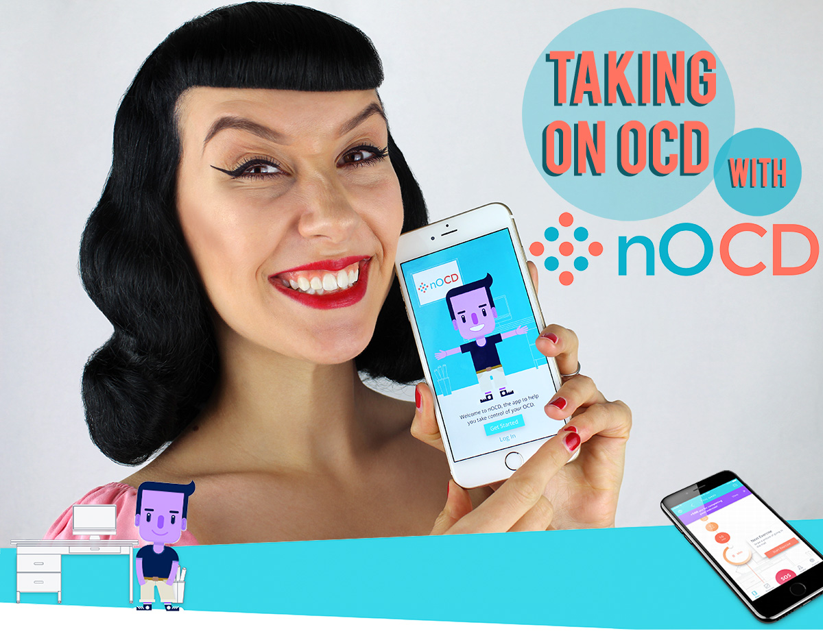 Taking on OCD with nOCD!